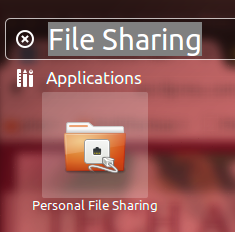 Personal File Sharing